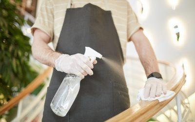 Desinfectante a base de sales cuaternarias